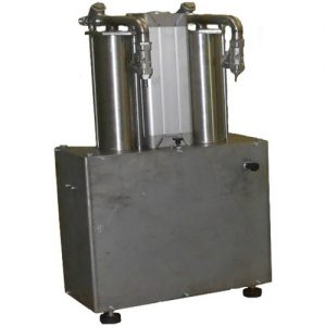 Полуавтоматическая машина для розлива вязких продуктов МРп-3.2