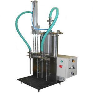 Полуавтоматическая машина для розлива вязких продуктов МРп-3.2.Д